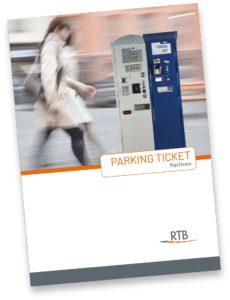 broschüren parking klein