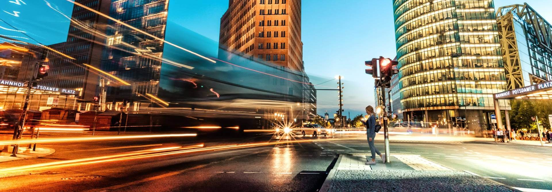 Intelligente Verkehrstechnik